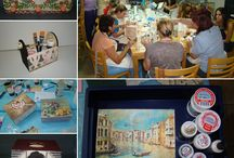 Decoupage Seminars