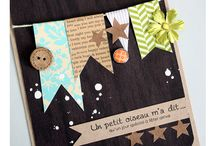 Beautiful Cards / Scrapped Cards for Inspiration / by Laura