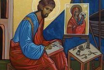 Luukas maalaa Marian