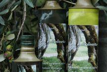 POGGIOLIO extra vergine olijfolie uit Umbrie, italie / Poggiolio, heerlijke extra vergine olijfolie uit Umbrie