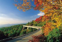 Blue Ridge Mountains/Appalachians