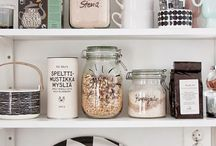 DECORATE WITH JARS & POTS