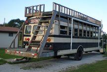 Gimleys party bus