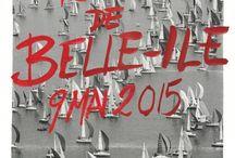 TOUR DE BELLE-ILE 2015 / Lancement de la 8ème édition du TOUR DE BELLE-ILE, rendez-vous du 8 au 10 mai 2015 à La Trinité-sur-Mer.