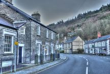 The town of Corwen