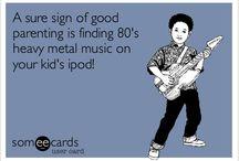 Musikk / Mest metall :P