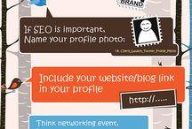 Social Media Tips / by Ellen Martin Kramer