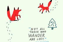 Words / by Christine Orecchio
