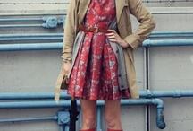 Fashion   Look Book / by Jennifer Bilton