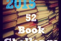 52 Book Challenge - 2015 / Join me in reading a MINIMUM of 52 books for 2015!