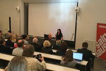 19.4.2016 Opetusministerin vierailu koulutuskeskus Salpauksessa / Matkailupalvelujen toteuttaminen