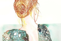 illustrations / by Rebecca Byers