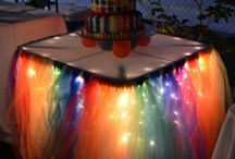 Tulle Table