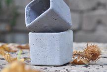 Бетон Цемент Concrete Cement Декор из бетона