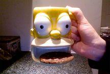 funny face mug / ditto
