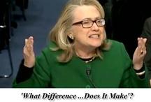 Politics / What Difference Does it Make? asks Hillary of Benghazi? Answers andd Hillary tshirts plus Obama Admin modus operandi @ http://wwwyellowpagescouponsnet.blogspot.com