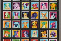 Dog & Pet Quilts / by Mel Beach