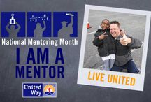 Live United (in action) / We don't just wear the shirt, we live it!  / by United Way of Greater Greensboro