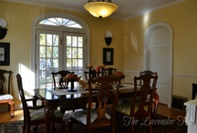 1929 Dining Room / by The Lavender Tub - Ellie