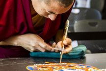 The Mystical Arts of Tibet / The Mystical Arts of Tibet include an annual week-long residence at the Crow Collection of Asian Art. Monks from the Drepung Loseling Monastery in Tibet travel to Dallas, TX to create a magnificent meditative mandala.