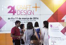 Momentos 24ª Craft Design. / Confira um pouco dos momentos na Craft Design.