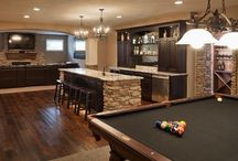 Unique Basement Ideas