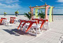 A Seaside Beach Wedding Package / Big Day Weddings, Beach Weddings, Seaside Beach Wedding Package, Wedding Packages, Alabama Beach Weddings, Gulf Coast Weddings, Orange Beach Alabama, Gulf Shores Alabama