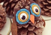 owls | creative / Because we love Owls :) / by Recyclart
