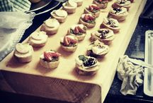 Catering / All the delicious foods we serve to our guests...