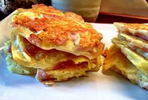 Low Calorie Savory Pancakes