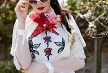 Vanilla boutique fashion shoot with Miki Barlok