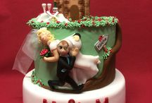 Wedding Cake / Hochzeitstorten