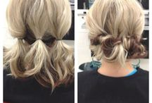 Hair Pretty / Hair dos / by Tiffany Mullins