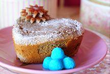 Our work *sweets* / Algunos de nuestros dulces más ricos