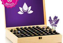 Box for essential oils