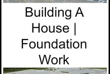Building A House {Ourselves} / Ideas on building a house ourselves.