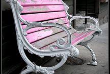 лавки стулья кресла