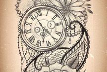 + Tattoo ideas