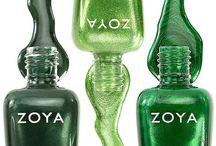 Green Nails!