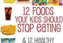 Kid-friendly food ideas