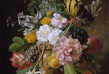 Dutch floral Art
