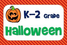 Halloween Ideas / Halloween Ideas for kindergarten to second grade