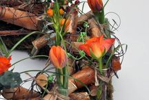 Tavaszi koszorúk