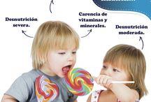 LA DESNUTRICIÓN INFANTIL :(