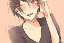 Orihara Izaya / I love him  <3