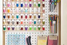 Zašívárna :-) / Sewing Rooms