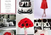 Poppy Red / Poppy Red is Pantone's Official Color of Summer 2013 #poppy #spadelic #trend #bride