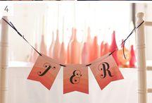 Wedding/party ideas