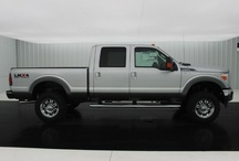 Ford Super Duty / by Long McArthur