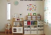 子供部屋収納・デザイン